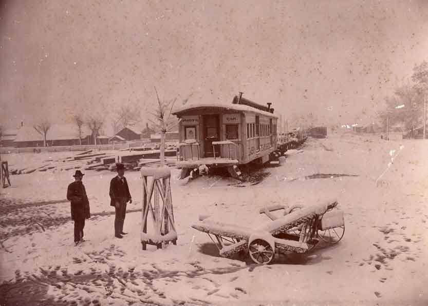 east tenn in snow